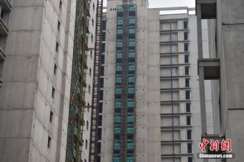 资料图:2016年6月,北京首个街区制公租房外景。中新网记者 金硕 摄