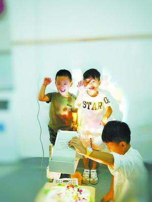 为孩子提供良好的成长环境。(图片与内文无关)