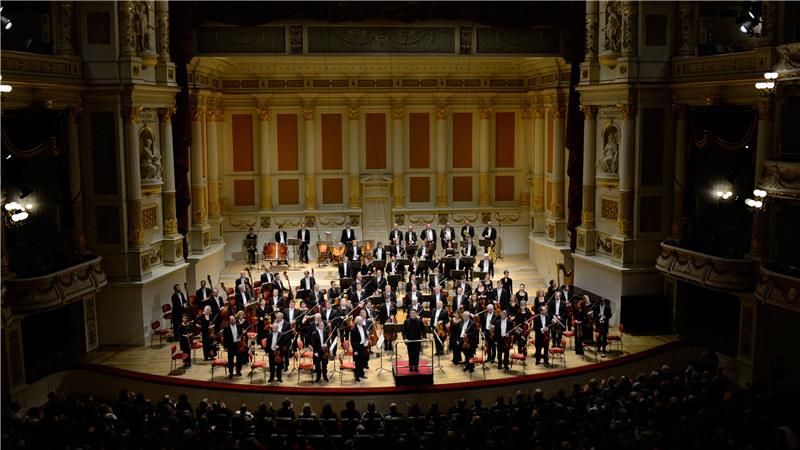 拥有469年悠久历史的德累斯顿国家管弦乐团 Matthias Creutziger/摄