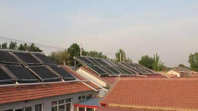 不烧煤不用电,冬季取暖该咋办?主动式太阳房给答案!