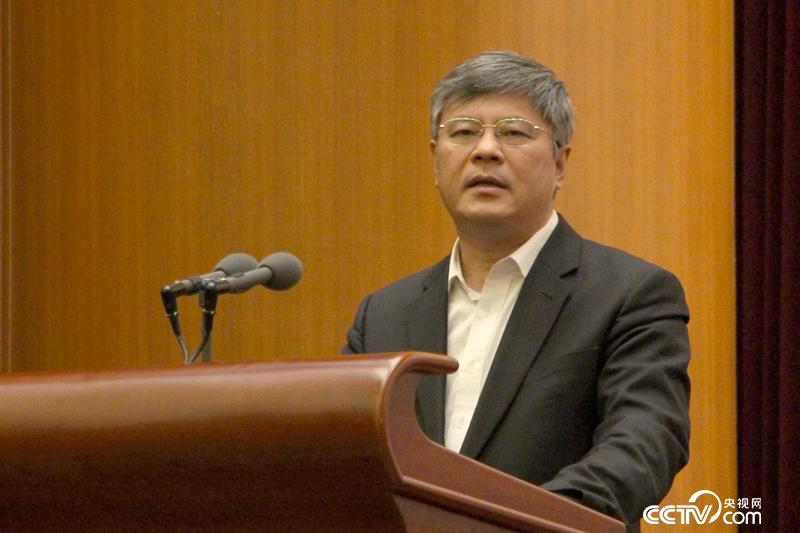 十九大代表、中央党校校务委员会委员、教务部主任谢春涛