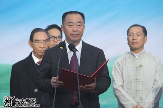 中共临沧市委副书记、临沧市人民政府市长张之政主持
