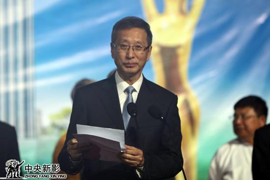中国文联副主席、中国电视艺术家协会主席胡占凡