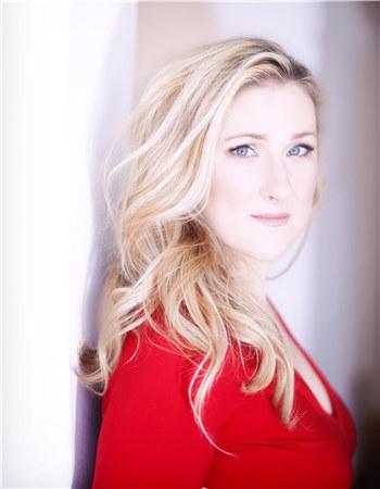 德国女高音戴安娜·达姆娆 Rebecca Fay/摄
