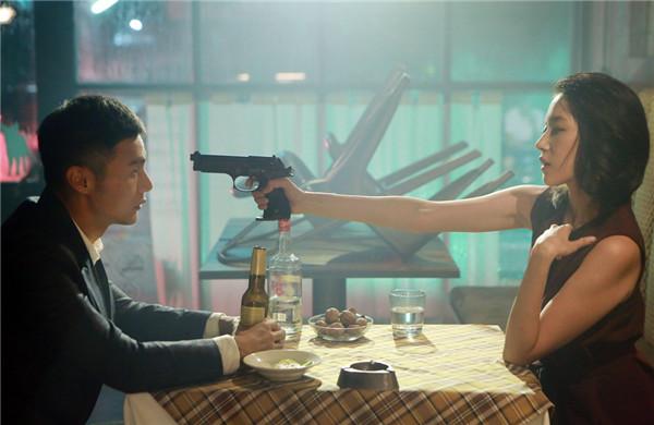 李荣浩新歌《戒烟》mv挑战特务角色 大秀好身材图片