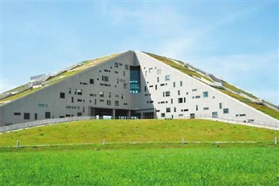 资料图:台东大学图书信息馆