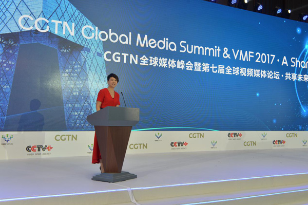 The China Global Television Network (CGTN) Global Media Summit and the Global Video Media Forum 2017 opens on Tuesday in Sanya City, south China