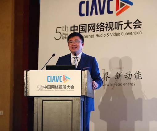 未来电视CEO李鸣