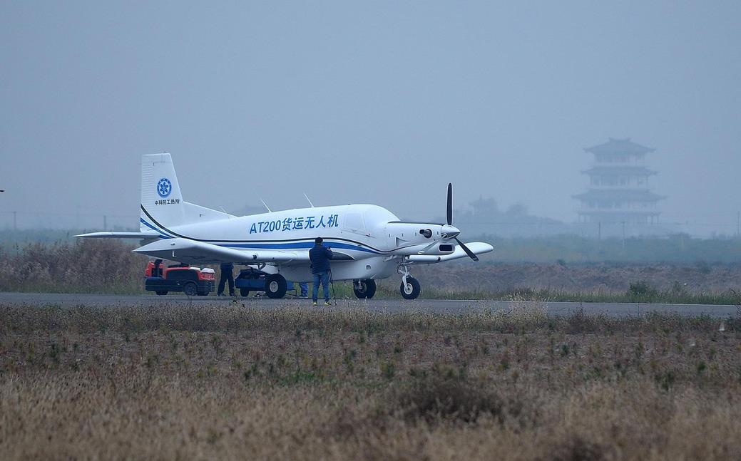 在未来20年,国内物流企业对中大型无人货运飞机的需求量将超过3000架.