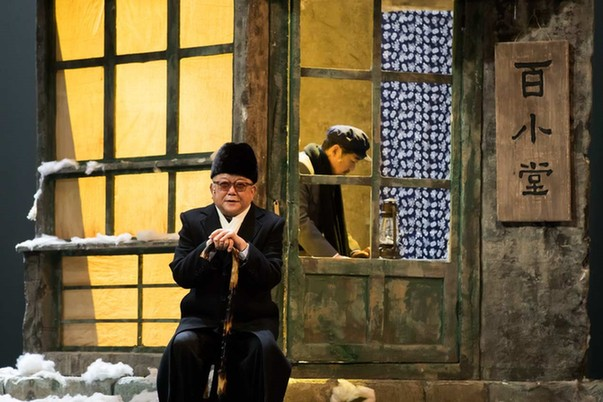 话剧《断金》二巡开演,东安市场上况味百态人生