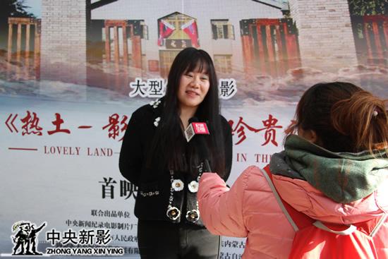 丝瓜成版人性视频app总导演赵祎接受记者采访
