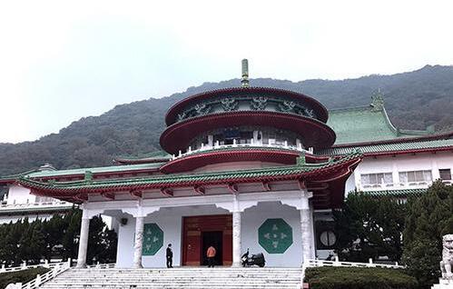 """12月8日,""""穿越五十,中山楼故事展""""在台北举办。"""