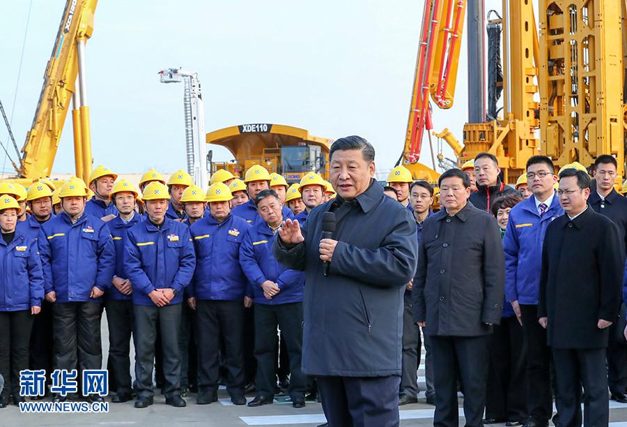 习近平总书记在江苏徐州市考察引发强烈反响 新湖南www.hunanabc.com