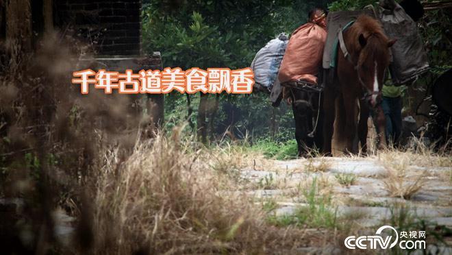 乡土:千年古道美食飘香 12月27日