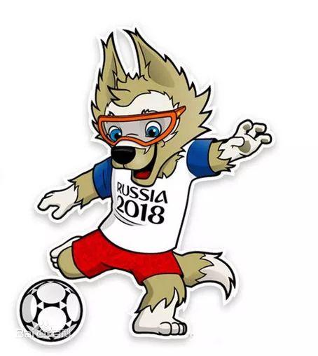 """一大波俄罗斯世界杯吉祥物""""扎比瓦卡""""萌图来袭"""