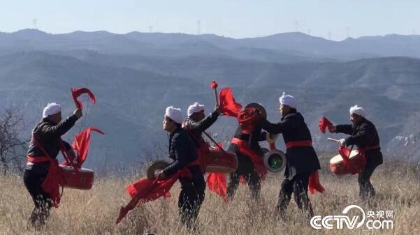 美丽中国乡村行:黄河流过的村庄-鼓舞人生 12月26日