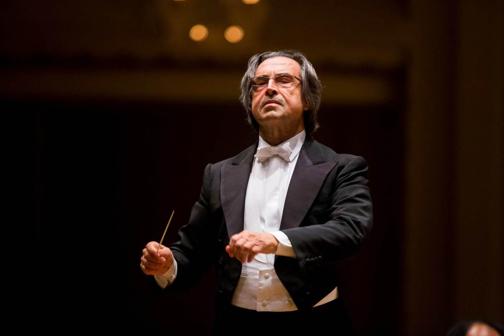 2018维也纳新年音乐会指挥家:里卡尔多·穆蒂