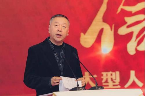 中央电视台分党组成员、副总编辑朱彤
