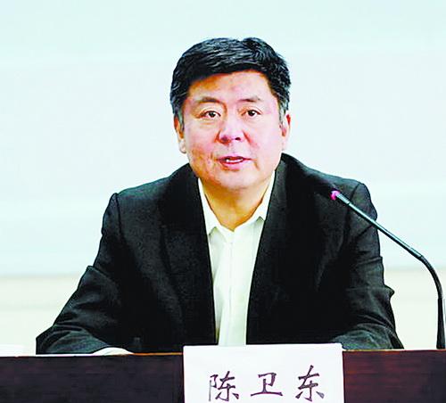 中国法学会诉讼法学研究会副会长,中国人民大学教授,博士生导师陈卫东