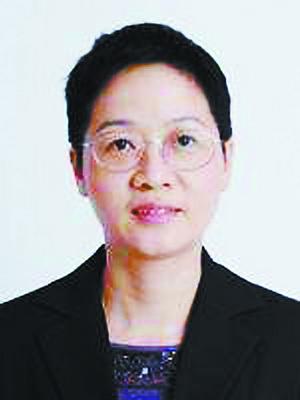 厦门大学法学院教授、博士生导师丁丽瑛