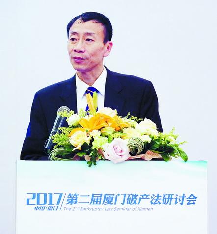 中国政法大学研究生院院长,教授、博士生导师李曙光