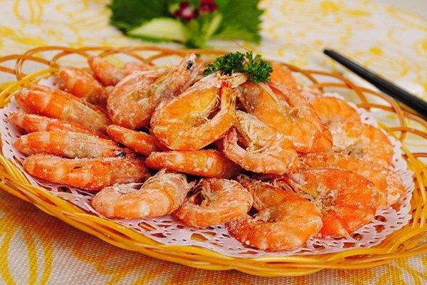 美食家推荐紫苏�h海虾 理气散寒口感鲜香