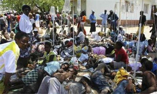 赞比亚霍乱疫情严重 我使馆提醒中国公民谨慎前往!