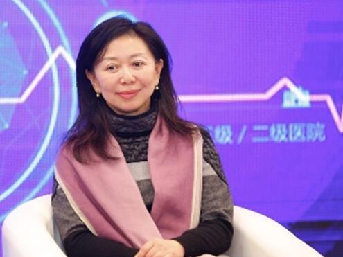 北京医院心内科副主任、主任医师汪芳致辞