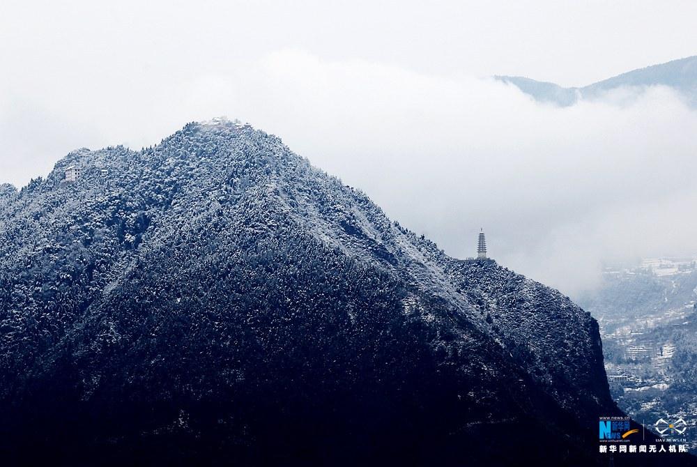瑞雪兆豐年 看祖國各地山河美景