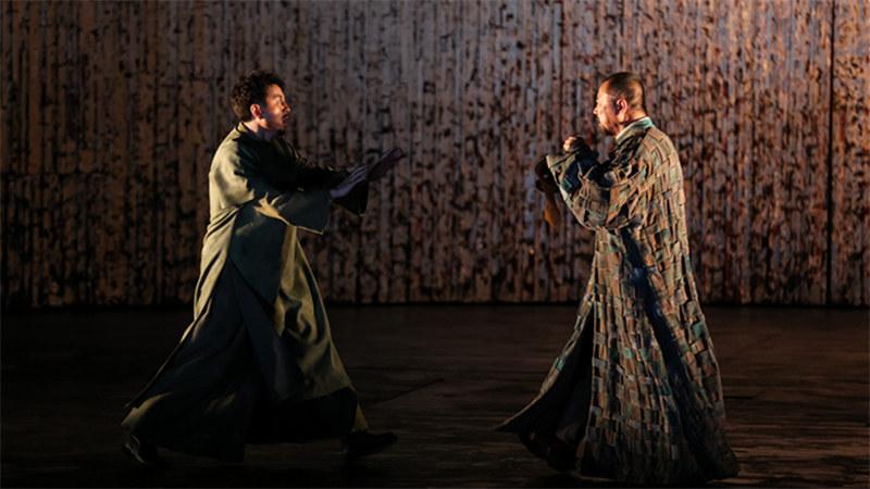 """莎士比亚""""四大悲剧""""之一《李尔王》将迎来第二轮演出"""