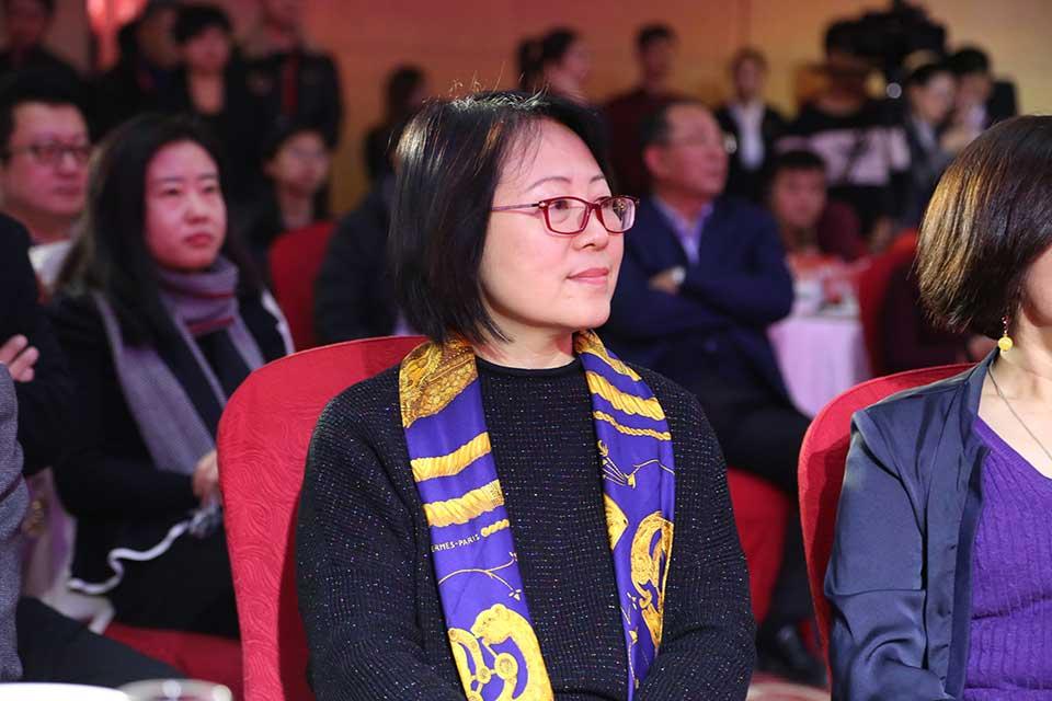 中央电视台纪录频道总监梁红