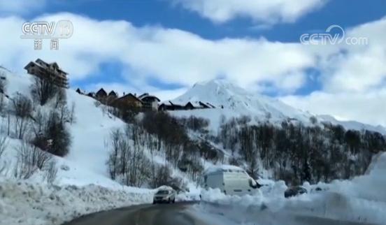 探访雪崩后的瓦尔梅尼耶滑雪站