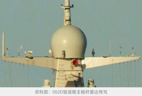 """探测威力或超百公里!央视罕见曝光""""中华神盾""""雷达细节"""