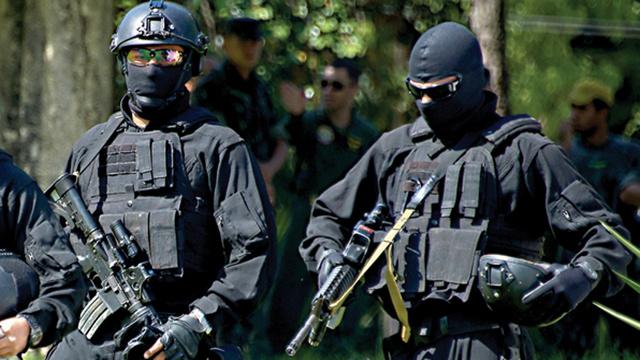 里约力图全面打击毒品犯罪,因此巡逻军警经常和毒贩发生冲突,特别是在