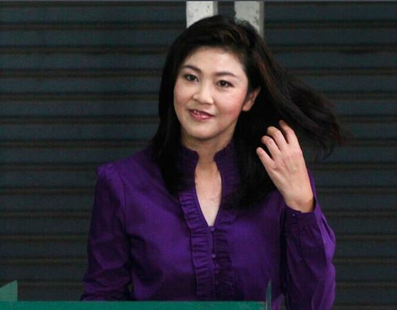 泰国全力追捕英拉 泰媒: