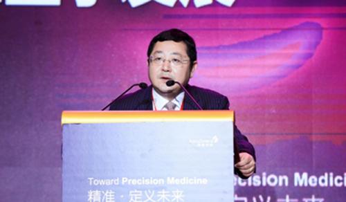 上海市肺部肿瘤临床医学中心陆舜教授