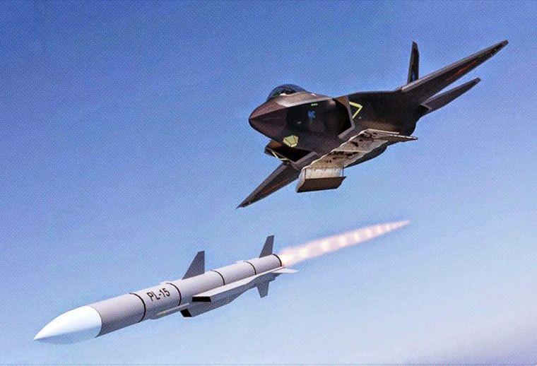 歼20长剑发威 战力爆表 美军F22也望尘莫及