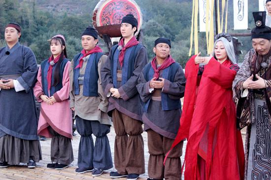 [常远《穿越吧》逗趣上线  身体力行传播传统文化