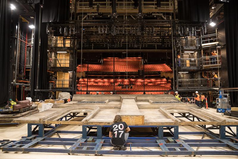 [更新换代后的悉尼歌剧院歌剧厅隆重亮相