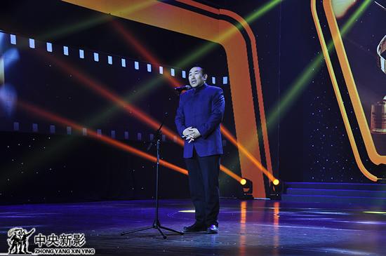 中国金风筝国际微电影大赛组委会主席兼评委会主席、中央电视台原副台长高峰
