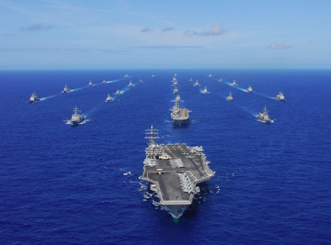 """中美联合军演_中国海军将参加""""环太平洋""""军演 中美精锐战舰或同场竞技_军事 ..."""