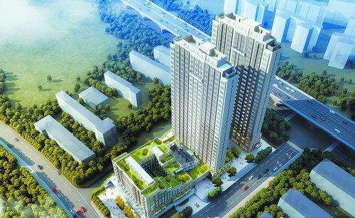 ▲后埔社区发展用地二期项目将建城市综合体