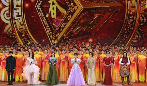 资料图:春节联欢晚会