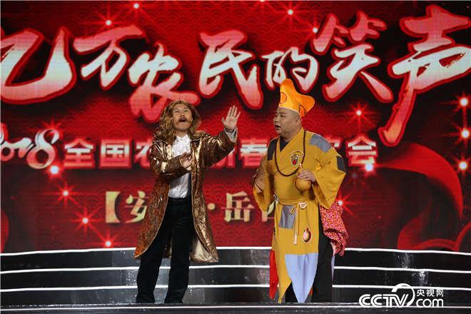 相声演员何云伟将带来相声《东游记》,能否将全场笑点引向高潮?