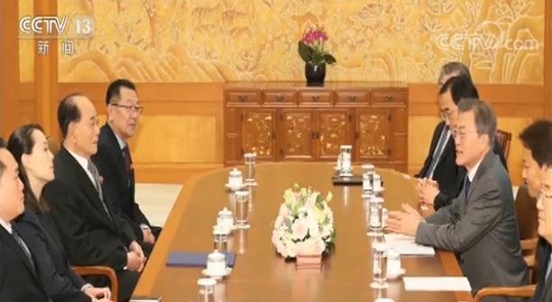 """文在寅访朝与否要看美国脸色?韩总统称""""要创"""