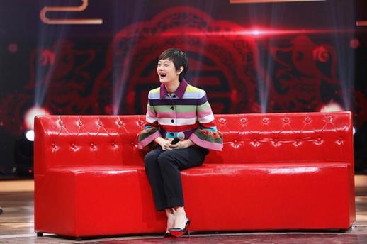 孙俪做客《可凡和他的朋友们》 谈邓超小花:他们就像演偶像剧