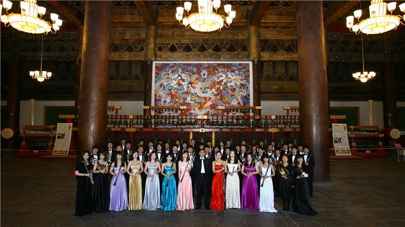 北京管乐交响乐团