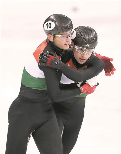 匈牙利的刘少林和刘少昂