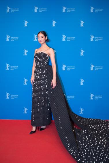 亚洲璀璨之星最佳女演员和制片人获得者亮相柏林电影节