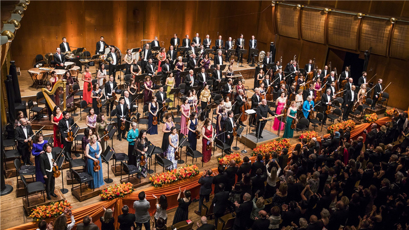 """纽约爱乐乐团将在候任音乐总监梵志登的率领下亮相""""乐享新春""""系列演出"""